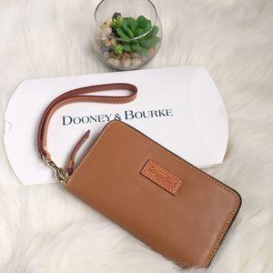 Dooney & Bourke leather wallet